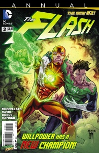 Flash Annual #2 (via Comic Vine)