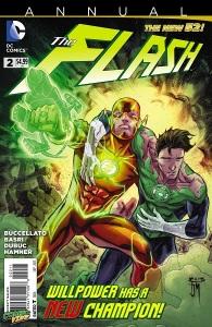 Flash Annual #2 (via Comic Vine)