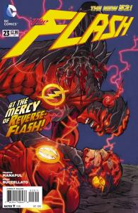 Flash #23 (final cover)
