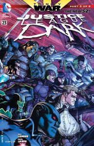 JL Dark 23 cover
