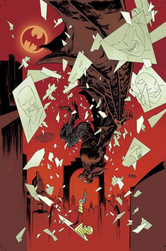 Forever Evil: Rogues Rebellion #3
