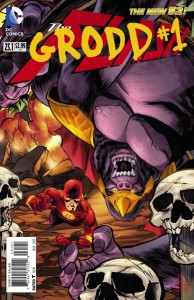 Villains Month Grodd Cover
