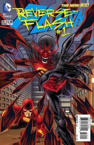 Villains Month Reverse Flash final