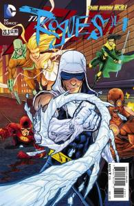 Villains Month: Flash #23.3 /  Rogues #1