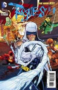 Villains Month: Flash #23.3 /  Rogues #1