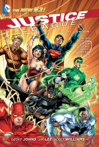 Justice League Vol.1: Origin
