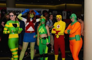 young justice rogues