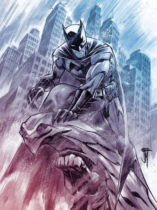 Batman by Francis Manapul