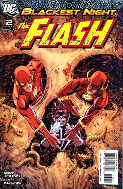 Blackest Night: The Flash #2
