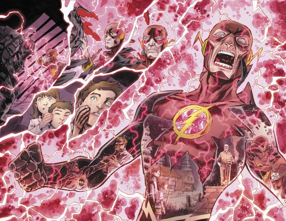 Flash #24 Preview