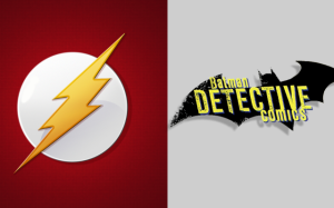 Flash to Detective Logos