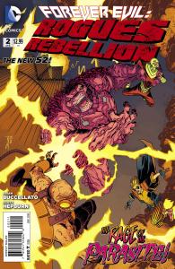 Forever Evil: Rogues Rebellion #2