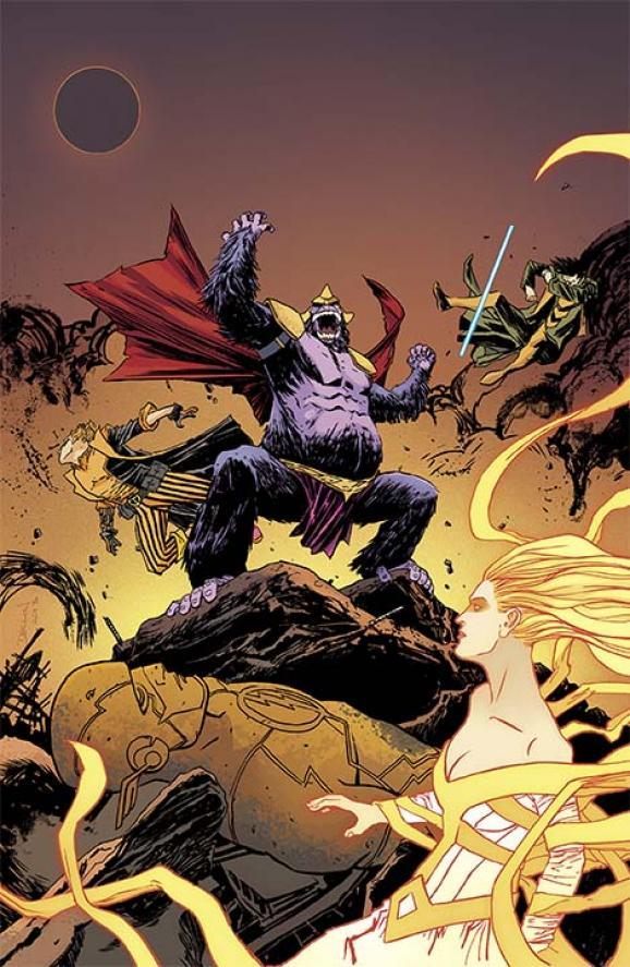 Forever Evil: Rogues Rebellion #6