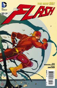 Flash #27 Cover
