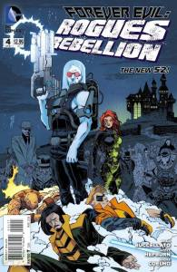 Forever Evil: Rogues Rebellion #4