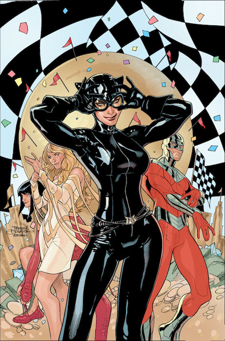 Catwoman #30