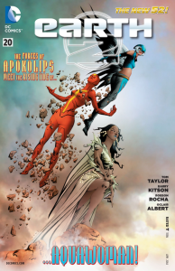 earth 2 20 cover