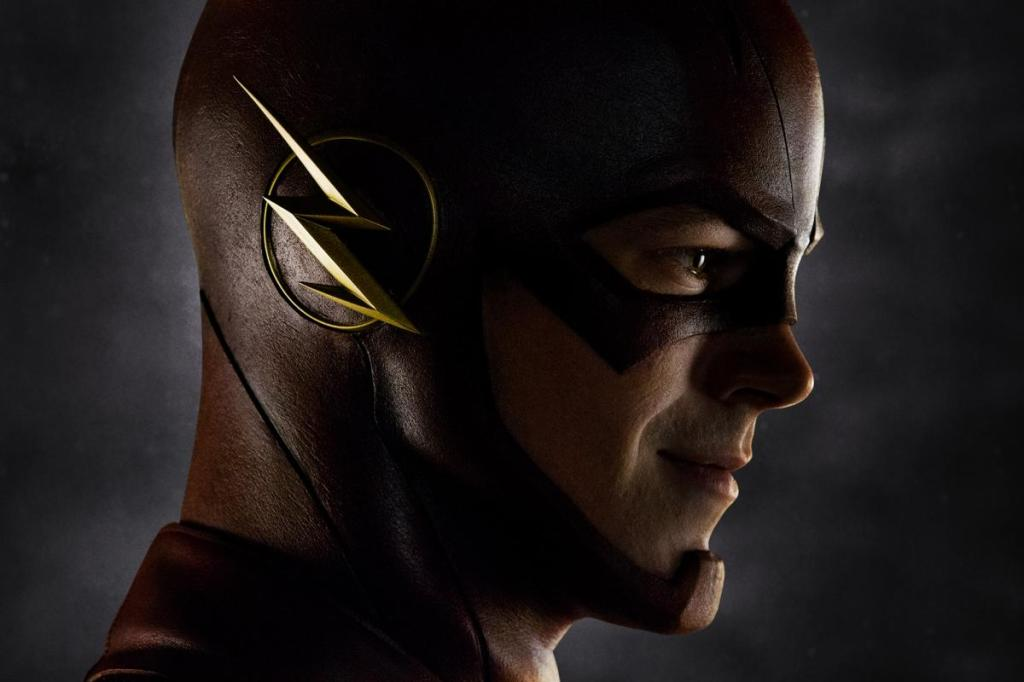 Grant Gustin as the Flash - First Look