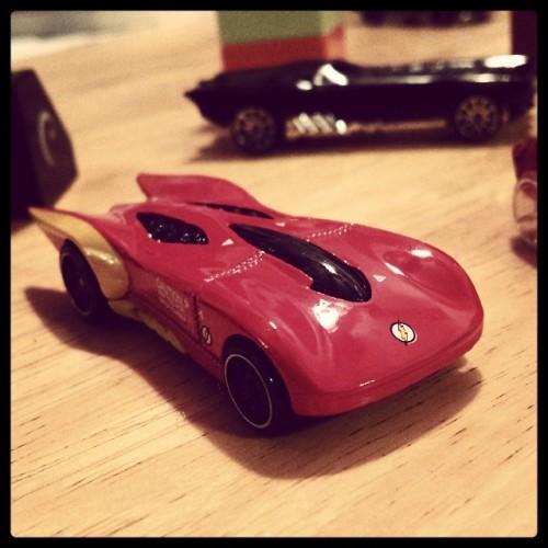 Flash Hot Wheels Car