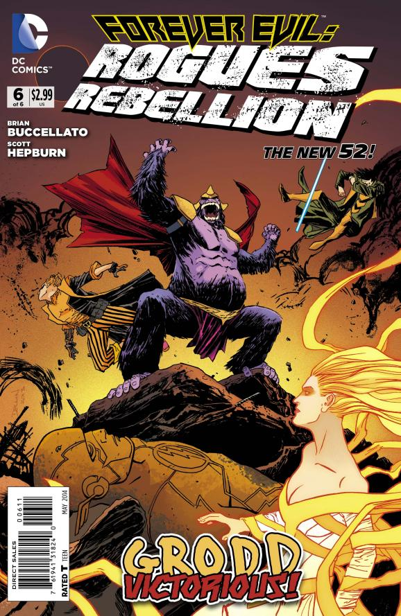 Forever Evil: Rogues Rebellion #6