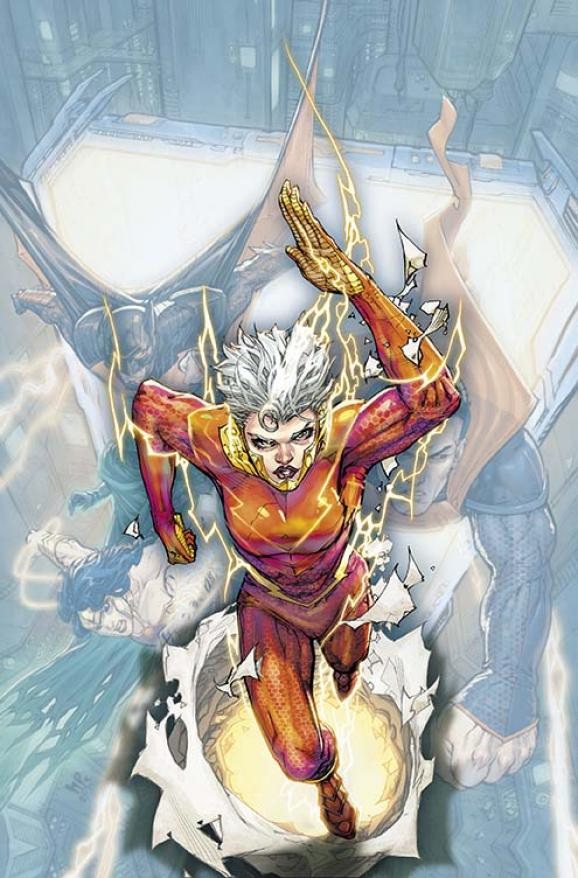Flash In July Future Trickster In Flash 33 And A New Jl
