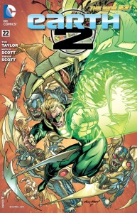 earth 2 22 cover