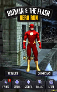 BatmanFlashHeroRun10