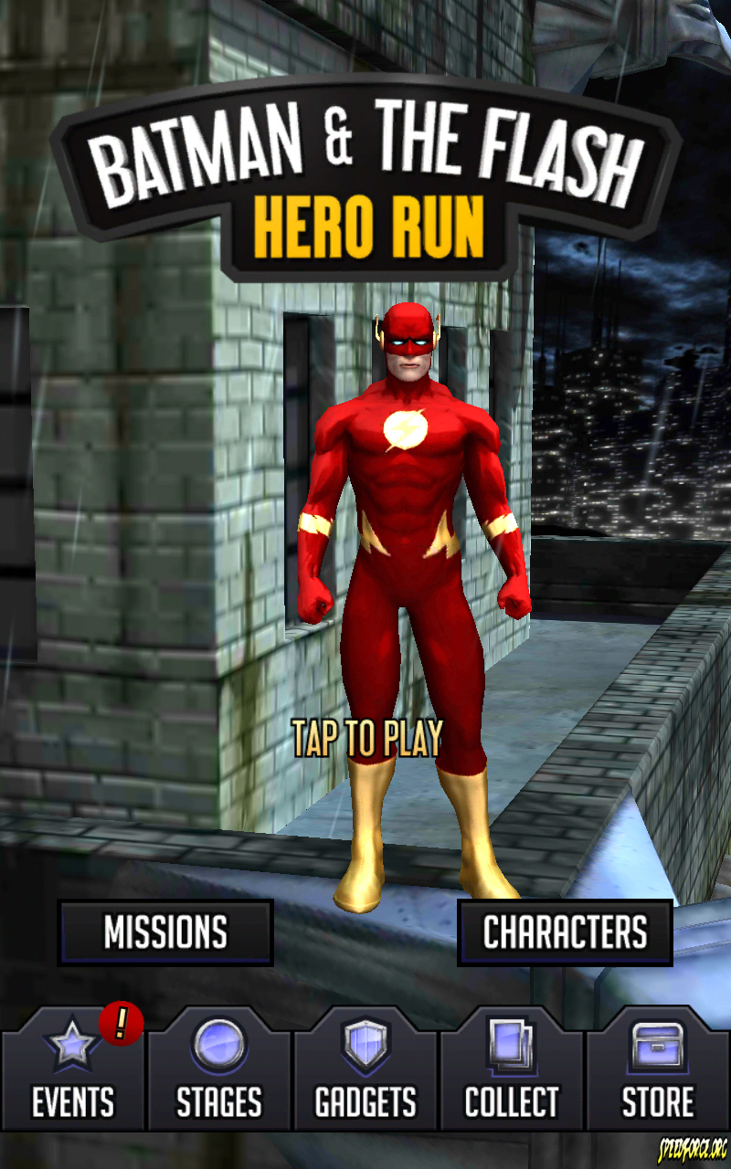 Batman & The Flash: Hero Run (Game) - Giant Bomb