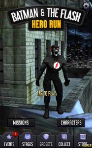 BatmanFlashHeroRun7