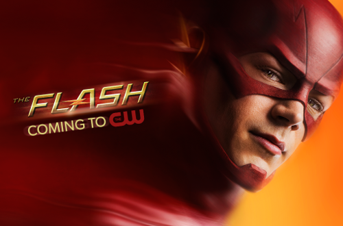 CS Flash TV Show Teaser Logo