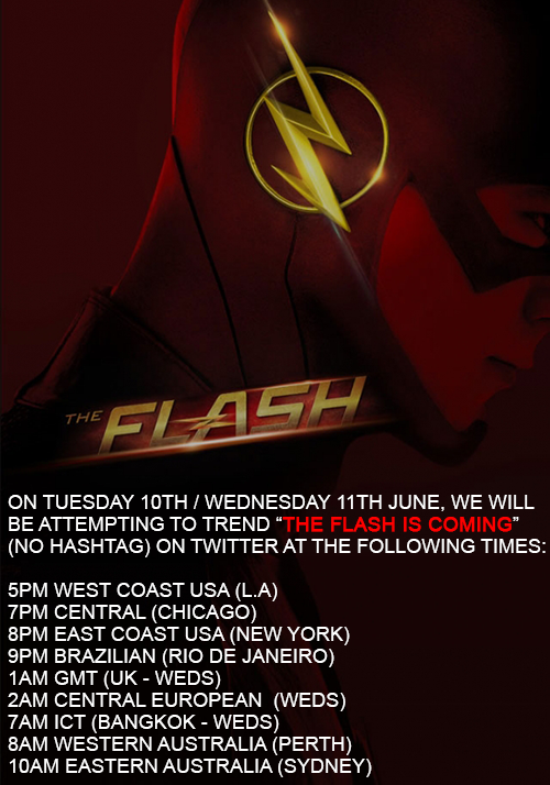 Trend The Flash