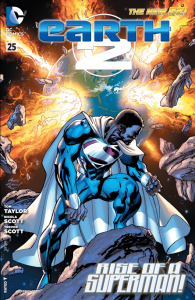 earth 2 25 cover
