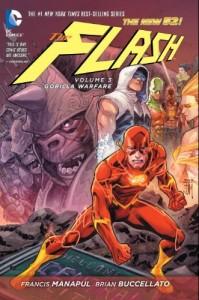 Flash Volume 3: Gorilla Warfare