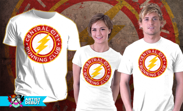 Central City Running Club (T-shirts)