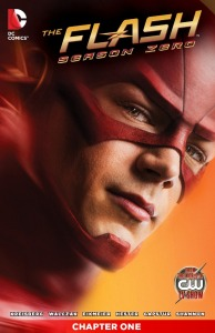Flash Season Zero Chapter 1 Cover