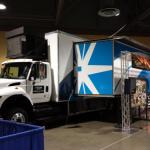 STAR Labs truck