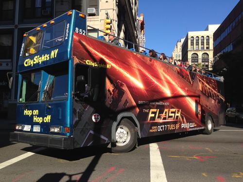 Flash Bus
