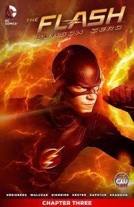 Flash Season Zero Chapter 3