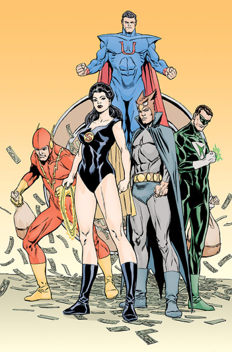 Convergence Crime Syndicate