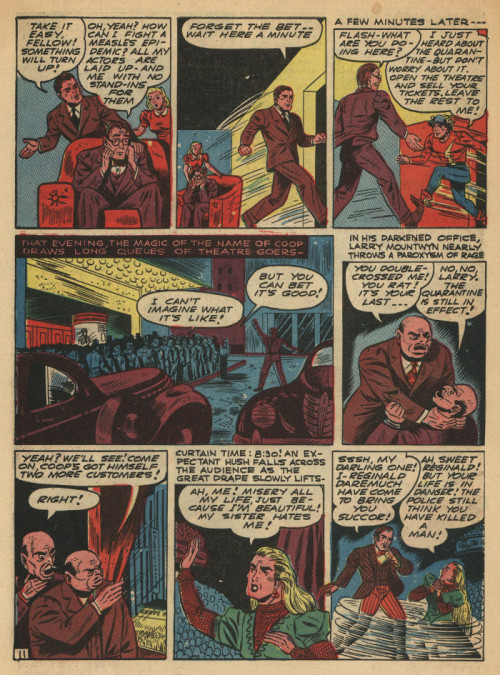 Flash Comics #39 Page 11