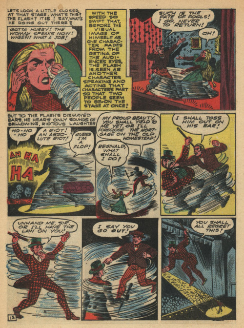 Flash Comics #39 Page 12