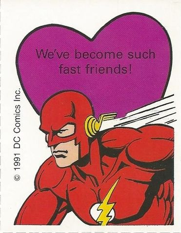 Flash 1990 Valentine