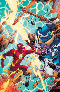 Convergence: The Flash #2
