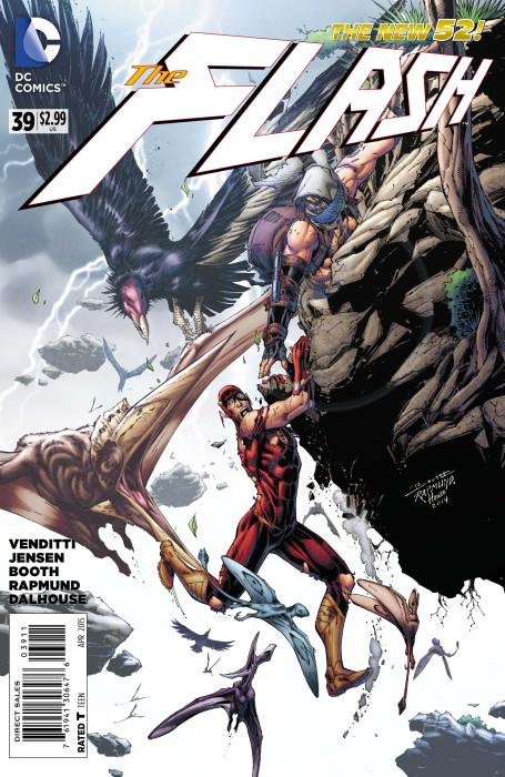 Flash 39 Cover