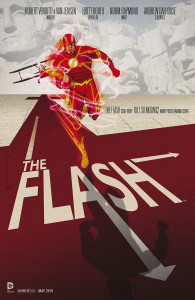 Flash #40 Movie Poster Variant
