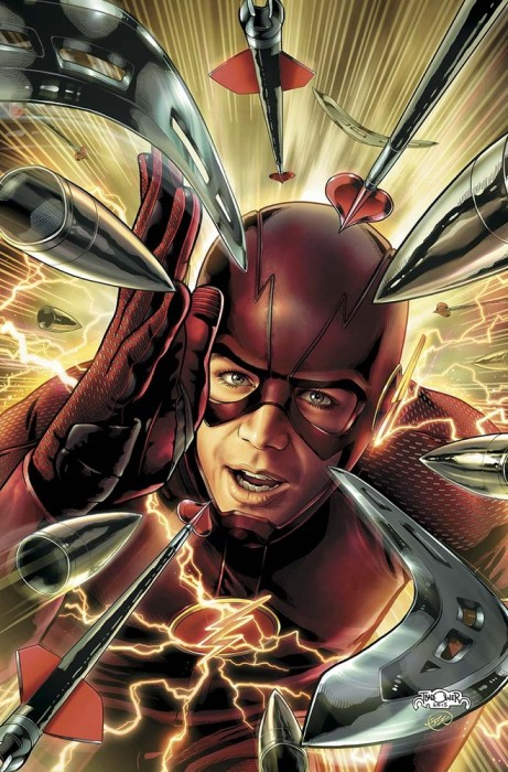 Flash Season Zero 9