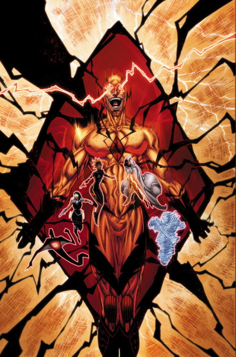 Flash Annual 4