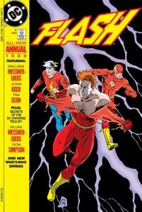 Flash Annual 3 1989