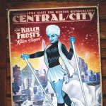 Flash 43 Bombshells Killer Frost Variant