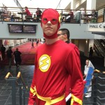 Wally Flash HeroesCon Day 2